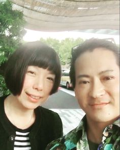 A shot with Ms.Angelica Cheung, an iconic woman, editor-in-Chief of Vogue China. Her asymmetric cut hair style is now her trademark.   I buy new issue of her magazine every time I come to China.   Very interesting to see the mixture of Western and Asian (Chinese) culture in their fashion story images. Very beautiful.  #vogue #voguechina #angelicacheung #fashion #beauty #fashionstylist #mode #asianmodels #asiancelebrity #shanghai #iconicwoman