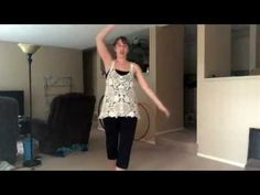 How to add Dance to your Hoop (hooping tutorial) - YouTube