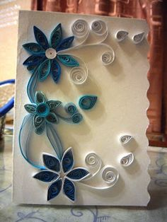 My hobby!: In shades of blue