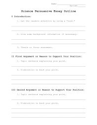 image result for persuasive essay examples for middle schoolers. Resume Example. Resume CV Cover Letter