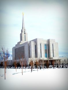 Oquirrh Mountain Temple (p.s. I took this pic)