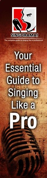 YES! Even you can learn how to sing like the professionals! It just takes Singorama! www.singorama.com/