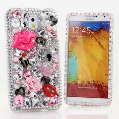 """(( Style # 488 )) This Bling case can be made for all iPhone 6 (4.7"""") models. Our professional designers can handcraft a case for you in as little as 2 weeks. Click image for direct link"""
