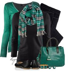 A fashion look from November 2014 featuring H&M tops, Avant Toi cardigans and Avon jeans. Browse and shop related looks.