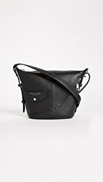 Marc Jacobs The Mini Sling Convertible Leather Hobo - White Sling Backpack, Convertible, Marc Jacobs, Mini, Leather, Fashion Design, Blue, Accessories, Shoulder Bags