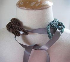 DIY Rope Necklace 6 by ...love Maegan, via Flickr