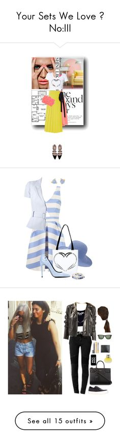 """Your Sets We Love ♡ No:III"" by bgmmstore on Polyvore"
