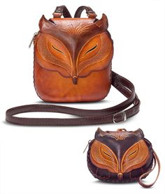 Fox purse and coin purse | GaelSong