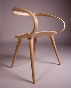 Velo Chair by British designer Jan Waterston. #p_roduct