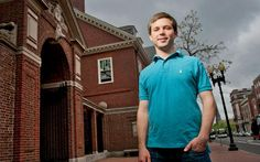 Taking Harvard to Task: Student pushes for responsible investment.