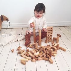 Photo from @amelies_wardrobe  #woodenstory #natural #woodenblocks #eco #fsccertified #ecotoy #woodentoy