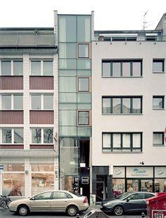 Baul cke lange r tterstrasse mannheim projekt baul cke for Design hotel quartier 65 mainz