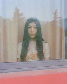 Portrait Behind the Window, 2012 by Jiehao Su | Photographic Museum of Humanity