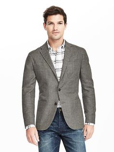 Heritage Patch Pocket Blazer