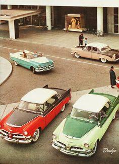 1956 Dodges