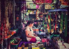 Pahurat Market  #PahuratMarket #PhraNakhon #MyKrungthep #Bangkok