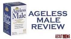 Ageless Male Review: How Safe and Effective is this Product? VISIT WEBSITE: http://aboutmens.com/ageless-male-review/