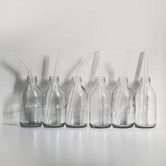 Stream Straws.  Reusable Glass.
