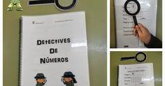 Blog sobre el trabajo de PT en un aula de Educación Especial Detective, Montessori, Primary Maths, Teaching Spanish, Anchor Charts, Classroom Organization, Math Activities, Third Grade, Phonics