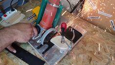 Angle Grinder Stand, Bench Grinder, Taper Jig, Chisel Sharpening, Marking Gauge, Chop Saw, Circular Saw Blades