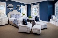 Sophisticated coastal design in Del Mar, utilizing the finest modern decorating styles. Customized design that is spacious and promotes relaxation. White Bunk Beds, Nautical Interior, Design Firms, Portfolio Design, Bedroom Decor, Bedroom Ideas, Decor Styles, Interior Design, Trail