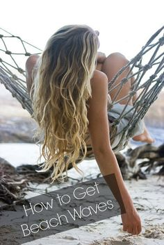 How to: Beach Waves | i could really never see enough tutorials for beachy waves, i love them