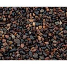 2 Pack Natural Deep River Pebbles 5/5lb (Catalog Category: Aquarium / Gravel Sand-freshwater)