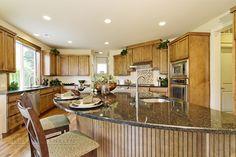 Kitchen -Pine Creek Lot 12-5061B