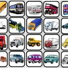 80 2x2 Picture squares that represent cars, planes, boats, and trucks. Use as flashcards. Print two copies for identical matching task or Memory Ga...