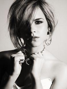 Emma Watson, love her! She is beautitiful!