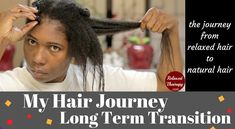 Whether I'm transitioning from #relaxedhair to #naturalhair has come up a number of times. Come see what I've decided. #transitioninghair