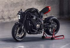Honda CBR Cafe Racer Kit by Huge Moto | www.caferacerpasion.com