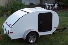 Fabulous Small Teardrop RV Camper Trailer Model That Must You See
