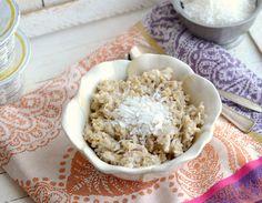 ... on Pinterest | Steel cut oats, Crock pot and Overnight steel cut oats