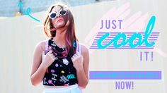 Just Cool It Available Now