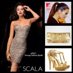 Be on this season most stylish short list with #SCALA 48357 ISG! #FallHoliday2014 www.scalausa.com