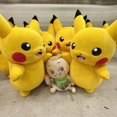Pikachu, Pokemon, Fictional Characters, Fantasy Characters