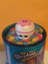 ⭐️SHOPKINS Season 4 Food Fair FF-010 MACCA ROON IN-HAND!! from Blind