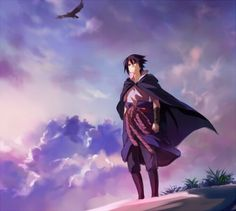 With all the blood I lost with you~ it drowns a love I thought I knew Sasuke Uchiha