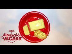 Para más info ver receta escrita en el post de la web: http://www.dimensionvegana.com/mantequilla-y-margarina-casera/ Hice una margarina de 100% grasa vegeta...
