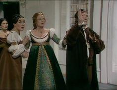 """Maggie Smith as Portia, """"The Merchant of Venice"""", BBC, 1972"""