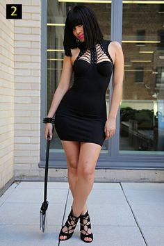 Little Black Dress... Cute!
