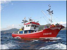 foto y gratis de barcos pesqueros espana | Barco Pesquero Navegando, Carmen 2009.