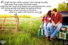 Chris Young- She's Got This Thing About Her.