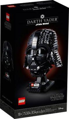 Darth Vader Star Wars, Lego Star Wars, Lego Building Sets, Lego Sets, Sith, Dark Vador Lego, Star Wars Helm, Chevalier Jedi, Jedi Ritter