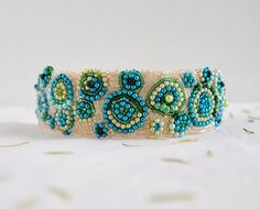 Under The Sea  40 off on sale one of a kind beaded by littlehinLEE, $50.00