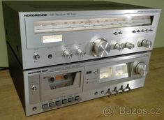 Stereo receiver NORDMENDE RE-1050 Philharmonic hifi system - 1