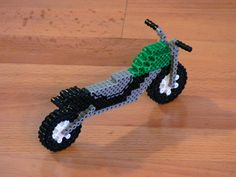 sandylandya@outlook.es Motorcycle 3 D hama beads