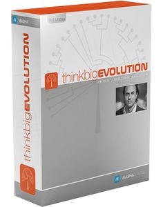 """Think Big Evolution ist eine Einladung an dich, größer und freier darüber zu denken, was du kannst, wer du bist, was du der Welt zu geben hast und dementsprechend zu handeln! Klicke einfach auf """"Besuchen"""" für Details!"""