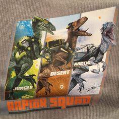 Jurassic Park Raptor, Jurassic Park World, Falling Kingdoms, Raptors, Ninja, Squad, Clay, Anime Characters, Book